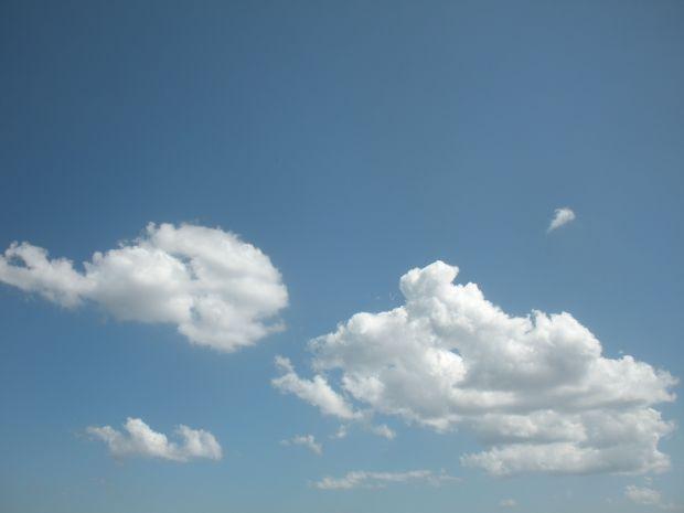 Perfect sky, no?