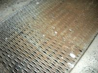 Wish more grates were like this one, openings too narrow to trap and eat a stiletto heel.