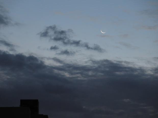 6:30am, yesterday morning