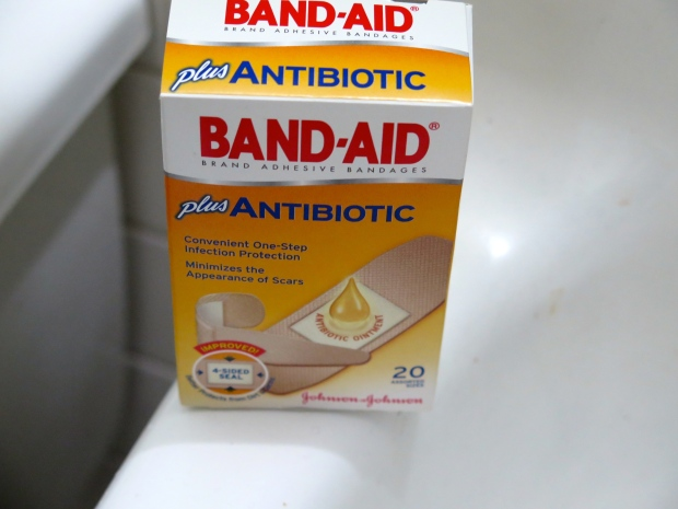 Where, oh where have the band-aids gone?