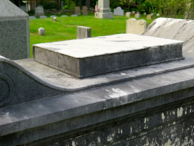 Here lies reason and knowledge.  Let's not bury them again, ok?