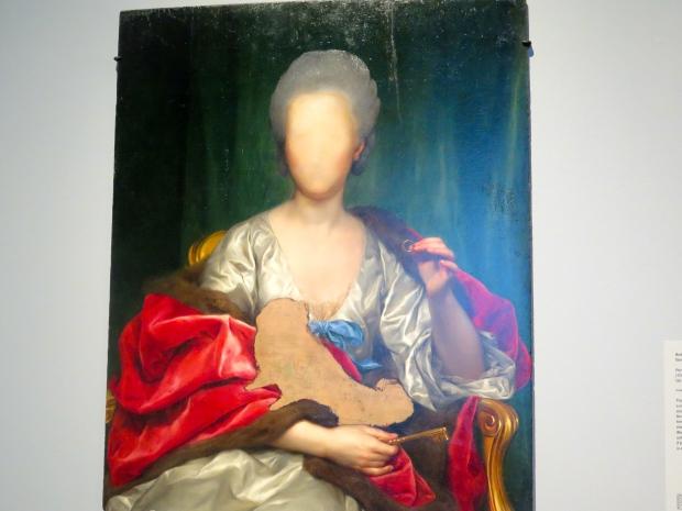 """Anton Raphael Mengs, 1775, """"Portrait of Mariana de Silva y Sarmiento, Duquesa de Huescar"""""""