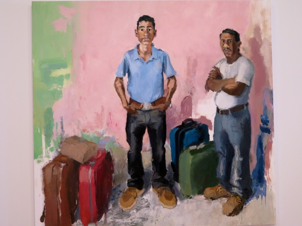 Byron and Ramiro, by John Sonsini, 2008